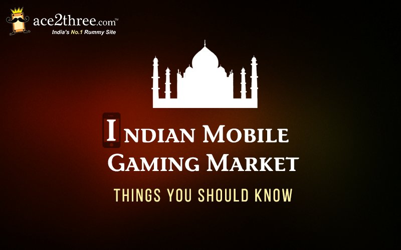 mobile gaming market - ace2three